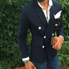 Accessories always play a big role . Perfect men fashion