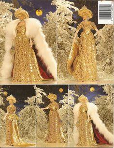 Crochet Scanned - D Simonetti - Álbumes web de Picasa