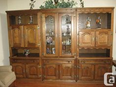 German Shrunk Value | German Wall Unit - $500 (Orleans) in Ottawa, Ontario for sale