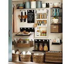 Laundry Room Organization & Laundry Storage | Pottery Barn