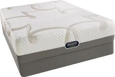 Beautyrest Recharge Memory Foam Plus bed