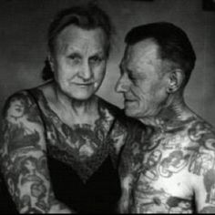 Body modifications do not change character... I LOVE this picture.
