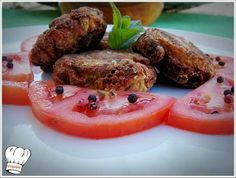 ΠΡΑΣΟΚΕΦΤΕΔΕΣ ΝΗΣΤΙΣΙΜΟΙ!!!...by nostimessyntagesthsgwgws.blogspot.com Greek Beauty, Vegan Recipes, Cooking Recipes, Meatloaf, Sandwiches, Recipies, Pork, Dinner, Breakfast