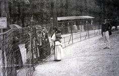 "Human zoos were popular in Europe in the 19th and 20th century. They were also known as ""Negro Villages"" or ""ethnological expositions"" where humans were exhibited in their natural state."