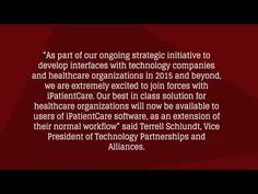 iPatientCare and Transworld Systems are Now Providing an Automated Collections Interface for Medical Practices Using iPatientCare Software |