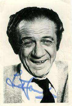 d9f819367b Sid James signed postcard £250.00 : Autographs for sale, signed photos, tv,