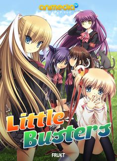 Little Busters! Refrain Anime ENG-Sub