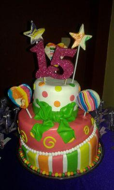 dulces 15♡
