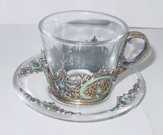 Unique Tea Cups | tea cup/coffee cup/glass mug China (Mainland) Mugs
