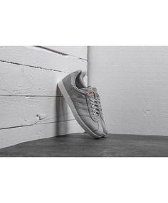 Adidas Gazelle W Grey Two Grey Two Gold Metalic