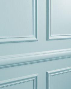 Light Blue Paint Colors, Trim Paint Color, Light Blue Paints, Paint Colors For Home, House Colors, Paint Colours, Room Colors, Baby Blue Paint, Blue Gray Paint