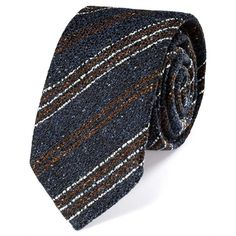 Stand out from other guys with this!   Dark blue wool mix rustic stripe luxury tie http://www.fashion4men.com.au/shop/charles-tyrwhitt/dark-blue-wool-mix-rustic-stripe-luxury-tie/ #Blue, #Charles, #CharlesTyrwhitt, #Dark, #Fashion, #Fashion4Men, #Luxury, #LuxuryTies, #Men, #Mix, #Rustic, #Stripe, #Tie, #Tyrwhitt, #Wool