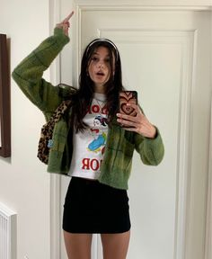 Indie Outfits, Retro Outfits, Cute Casual Outfits, Summer Outfits, Girl Outfits, Fashion Outfits, Summer Skirts, Winter Outfits, Vintage Outfits
