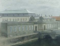 13. Trust means that high-quality people join the civil service. Citizens pay their taxes and play by the rules. Government decisions are widely accepted. [View of Christiansborg Palace (1890-92) by Hammershøi]