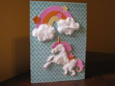 fluffy unicorn crafts - Google Search