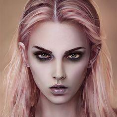 Free Pictures, Free Images, Female Models, Halloween Face Makeup, Portraits, Women, Girl Models, Head Shots, Women Models