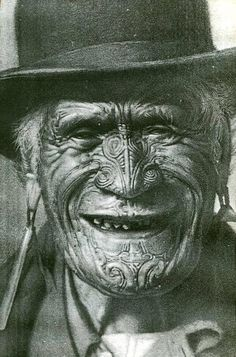 Maori I think