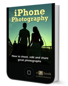 How to take good pictures with your iPhone. This could be a great book.