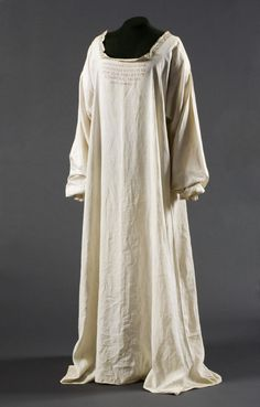 Chemise belonging to Mary, Queen of Scots (1542–1587) in which she was executed at Fotheringhay Castle 135702 | National Trust Collections