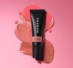 Makeup News, Beauty Ad, Cream Blush, Blush Brush, Rosehip Oil, Morphe, Seed Oil, Vitamin E, Body Care