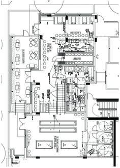 Blueprints of restaurant kitchen designs pinterest restaurant capitol cider 2nd location alternate plan designed by lu s design associates malvernweather Gallery