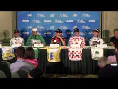 2013 Amgen Tour of California Stage 8 Press Conference