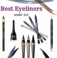 Am an eyeliner addict i think you can never just have one eyeliner
