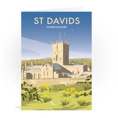 click to view St Davids - Pembrokeshire