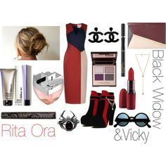 "Set on polyvore.com #24  ""Rita Ora #3"""