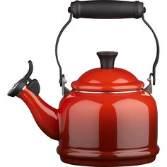Le Creuset 1.25 Qt. Demi Kettle - Cherry * Click on the image for additional details.