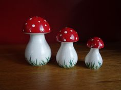All things Toadstool 1 by Alison Northern on Etsy