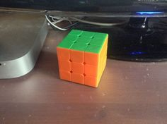 Picture of How to solve the 3x3 Rubiks Cube