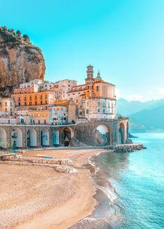 Venice Travel, Italy Travel, Travel Trip, Travel Planner, Amalfi Coast Italy, Capri Italy, Sorrento Italy, Naples Italy, Atrani Italy