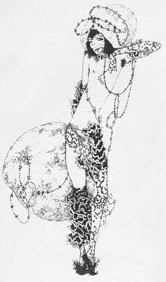 Art Nouveau, Art Deco, Alice, Artists, Karlsruhe, Art Decor