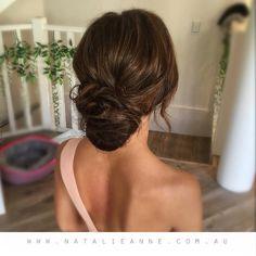 Bridesmaids love  hair by @natalieannehair