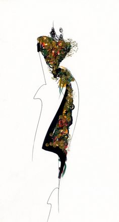 Fondazione Gianfranco Ferré / Collections / Woman / Couture / 1989 / Spring / Summer