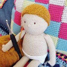 curso básico de crochet para principiantes - Ahuyama Crochet Diy, Teddy Bear, Animals, Ideas, Mermaid Tail Blanket, Cat Ears, Beginner Crochet, Step By Step Instructions, Knit Vest