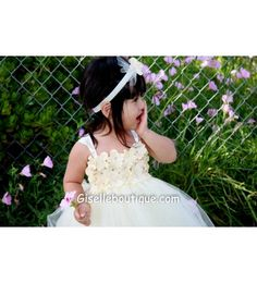 Gorgeous Ivory TuTu Dress