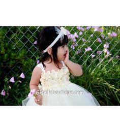Gorgeous Ivory TuTu Dress
