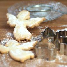Plätzchen backen #christmas #cookies #bake