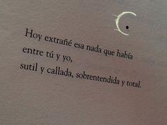 Nada... #frase #espanol