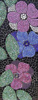 FLOWER PANEL 2 - SOLD | by Julee Latimer