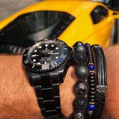 @nialayajewelry x Rolex DSSD