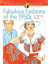 Adult Coloring Book Creative Haven Fabulous Fashions of the Coloring Book by Ming-Ju Sun, Paperback Colorful Fashion, Kids Fashion, Retro Fashion, Good Books, Books To Read, Creative Haven Coloring Books, Detailed Coloring Pages, Free Adult Coloring, Mens Attire
