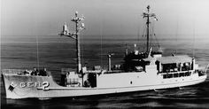 When The U.S. Nearly Nuked North Korea Over a Captured Spy Ship USS Pueblo