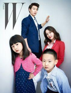 Jongkook family