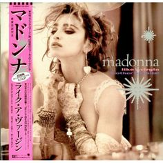 """For Sale -Madonna Like A Virgin & Other Big Hits Japan  12"""" vinyl single (12 inch record / Maxi-single)- See this and 250,000 other rare and vintage records & CDs at http://eil.com/"""