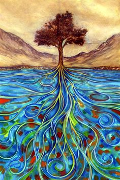 Rooted into being