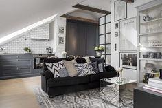 Attic apartment Follow Gravity Home: Blog - Instagram - Pinterest - Facebook - Shop