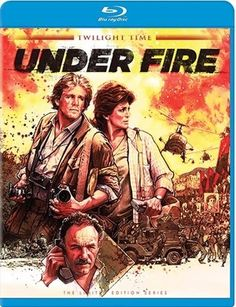Under Fire - Blu-Ray (Twilight Time Ltd. Region Free) Release Date: October 14, 2014 (Screen Archives Entertainment U.S.)